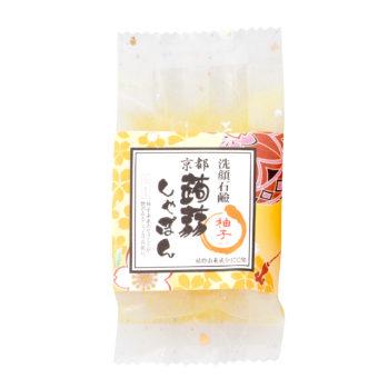蒟蒻しゃぼん 京都 柚子(ゆず)